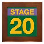 TRW Stage 20 Framed Tile