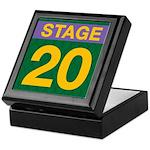 TRW Stage 20 Keepsake Box