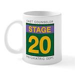 TRW Stage 20 Mug