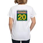TRW Stage 20 Women's V-Neck T-Shirt