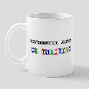 Government Agent In Training Mug