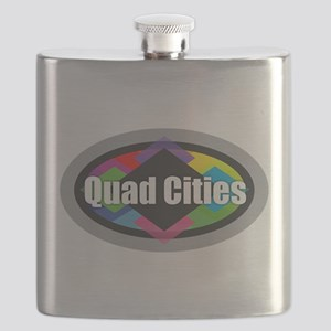Quad Cities Flask