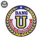 """Dang U 3.5"""" Button (10 pack)"""
