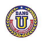 """Dang U 3.5"""" Button (100 pack)"""