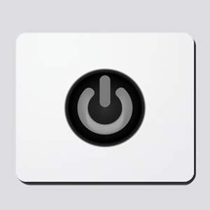 Power Symbol Mousepad