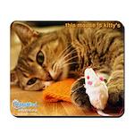 Kitty Kind Mousepad