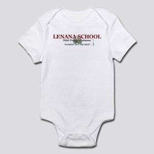 Lenana Rose Infant Bodysuit