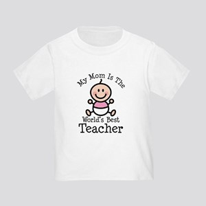 Best Teacher Mom T-Shirt