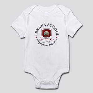 Lenana Circular Infant Bodysuit