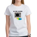 Kill Your Television Women's T-Shirt
