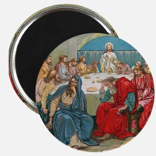 Last Supper Magnet