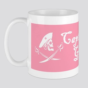 Captain's Girl Mug