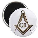 G.I. Mason Magnet