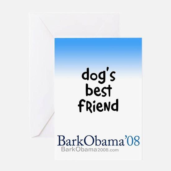 I am Bark Obama and I approved this message