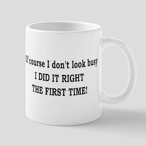 first time! Mug