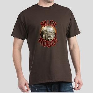 killer Robot Dark T-Shirt