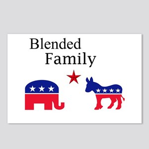 Blended Family Postcards (Package of 8)