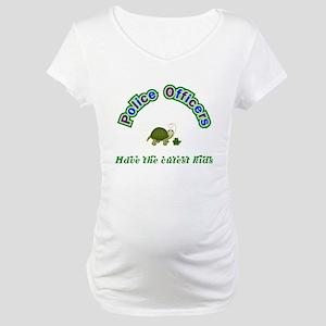 Police Maternity T-Shirt