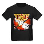 T&T Logo! Kids Dark T-Shirt