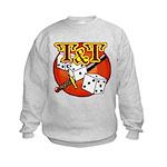 T&T Logo! Kids Sweatshirt