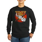 T&T Logo! Long Sleeve Dark T-Shirt