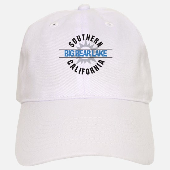 Big Bear Lake California Baseball Baseball Cap