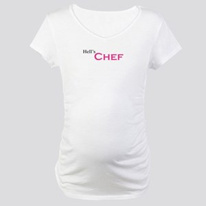 Hell's Chef Maternity T-Shirt