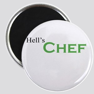 Hell's Chef Magnet