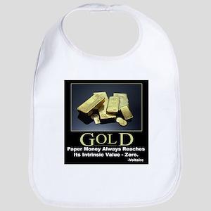 Gold Bib