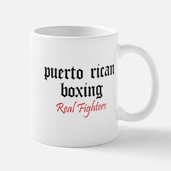 Puerto Rican Boxing Mug