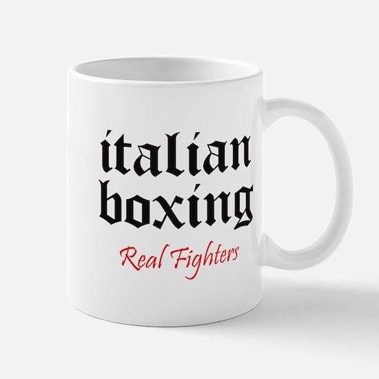 Italian Boxing Mug