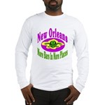 More Bars In More Places Long Sleeve T-Shirt