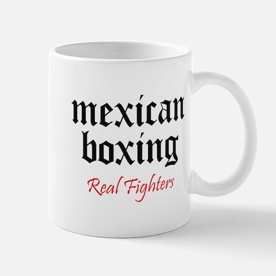 Mexican Boxing Mug