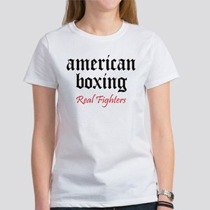 American Boxing Women's T-Shirt