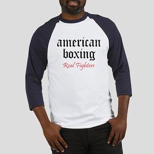 American Boxing Baseball Jersey