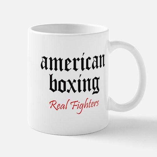 American Boxing Mug