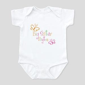 Big Sister Peyton Infant Bodysuit