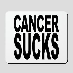 Cancer Sucks Mousepad