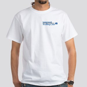 Longmont Sculling Club White T-Shirt