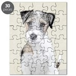 Russell Terrier (Rough) Puzzle
