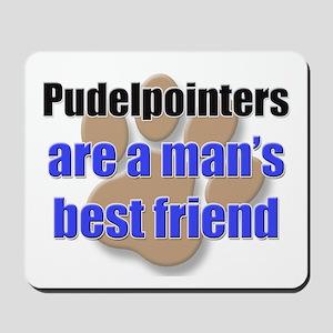 Pudelpointers man's best friend Mousepad