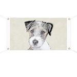 Russell Terrier (Rough) Banner
