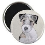 Russell Terrier (Rough) Magnet