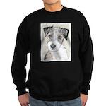 Russell Terrier (Rough) Sweatshirt (dark)