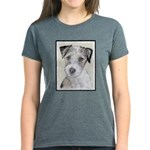 Russell Terrier (Rough) Women's Dark T-Shirt