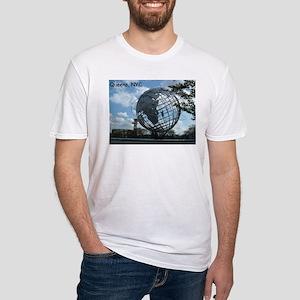 Queens NY Ash Grey T-Shirt