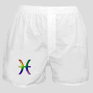 GLBT Pisces Boxer Shorts