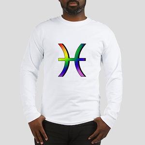 GLBT Pisces Long Sleeve T-Shirt