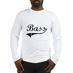 Bass Swish Long Sleeve T-Shirt