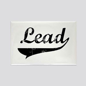 Lead Swish Rectangle Magnet